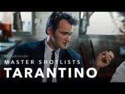 Mastering Shot Lists: Quentin Tarantino