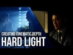 Creating Cinematic Depth | How to Use Hard Light