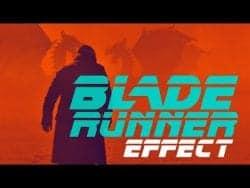 Blade Runner 2049 Desert Effect