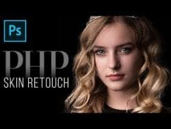 "Photoshop Tutorial – ""PHP Method"" of Frequency Separation"