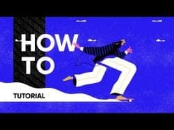 After Effects Tutorial – Skater Animation After Effects Tutorial