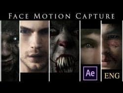 After Effects Tutorial – Face Motion Capture (ENG)(*No Plugin)