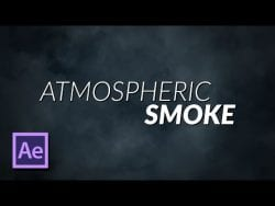 After Effects Tutorial – How To Fake Atmospheric Smoke Animation Effects using Fractal Noise