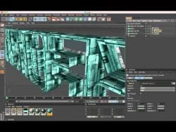Cinema 4d Tutorial – Tuts+ Hollywood Movie Title Series: Transformers – Day 1