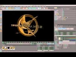 C4D Tutorial – The Hunger games