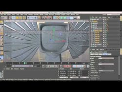 Cinema 4D Tutorial – Tuts+ Hollywood Movie Titles Series: Pacific Rim