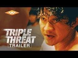 Triple Threat (2019) Official Trailer, starring Iko Uwais, Tony Jaa, Tiger Chen, Michael Jai Whi ...