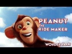 "Wonder Park (2019) – ""Meet Peanut!"""