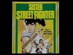 Sister Street Fighter (1974) Trailer