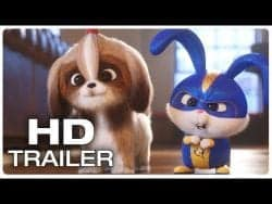 THE SECRET LIFE OF PETS 2 Daisy Trailer #4 (2019) Animated Movie.