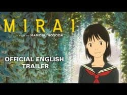 Mirai [Official English Trailer, GKIDS]