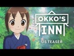 Okko's Inn (Official Us Trailer, GKIDS)
