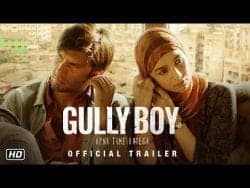 Gully Boy | Official Trailer | Ranveer Singh | Alia Bhatt | Zoya Akhta