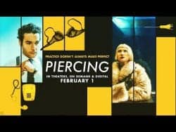 PIERCING Red Band Trailer