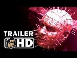 HELLRAISER: JUDGMENT Official Red Band Trailer (2018) Pinhead Horror Movie HD
