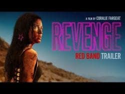 REVENGE [RED BAND trailer]