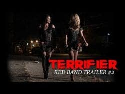 TERRIFIER Red-Band Trailer #2