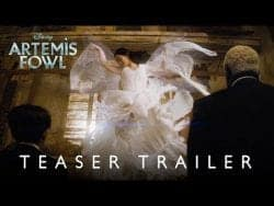 Disney's Artemis Fowl – Teaser Trailer
