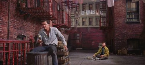 1962 Best Picture A West Side Story dir. Robert Wise & Jerome Robbins
