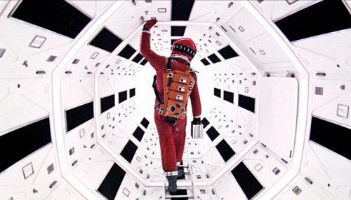 2001- A Space Odyssey (1968) Dir. Stanley Kubrick