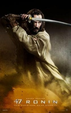 47 Ronin Key Art Movie Poster