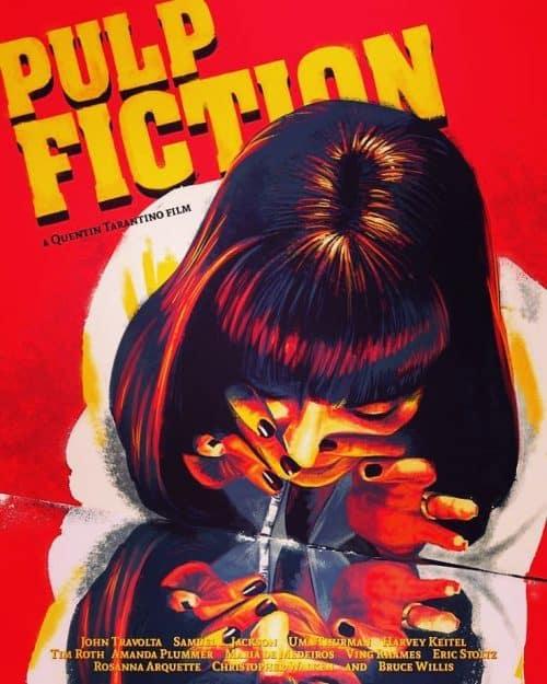 @mangomovieart fan movie posters illustrations film 0189