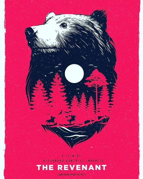 @mangomovieart fan movie posters illustrations film 0193
