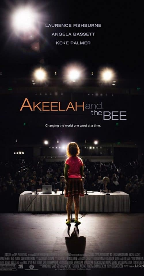 Akeelah and the Bee Key Art Movie Poster