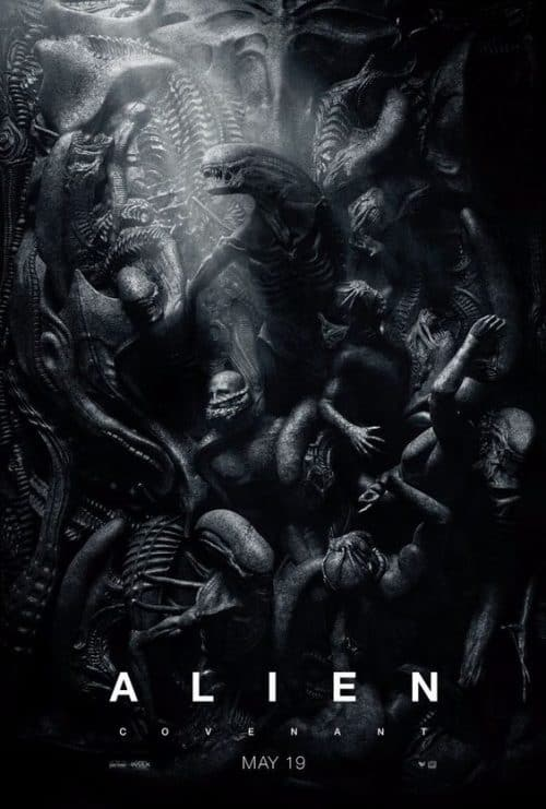 Alien Covenant Key Art Movie Poster
