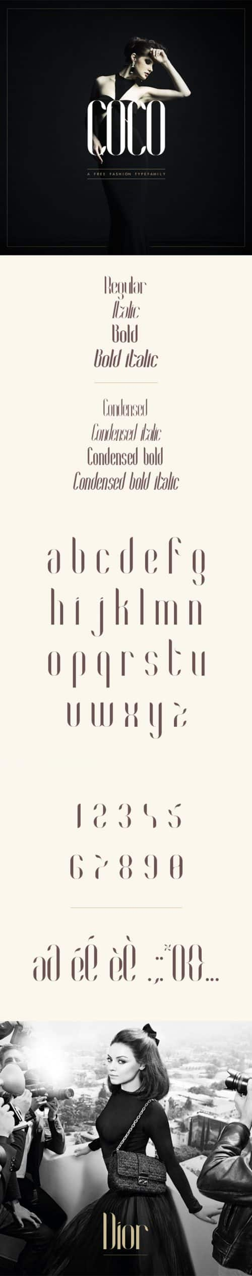 Download the Coco Typeface