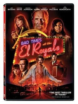 Bad Times of the El Royale Key Art Movie Poster