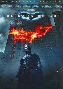 Batman The Dark Knight Key Art Movie Poster