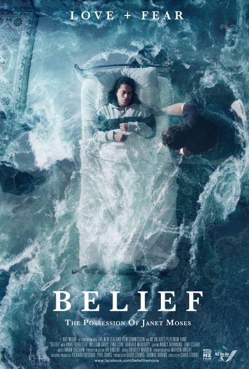 Belief The Posession of Janet Moses Key Art