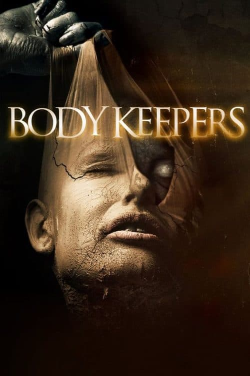 Body Keepers Key Art Movie Poster
