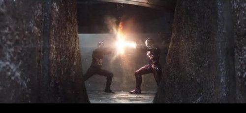 Captain America Civil War (2016)
