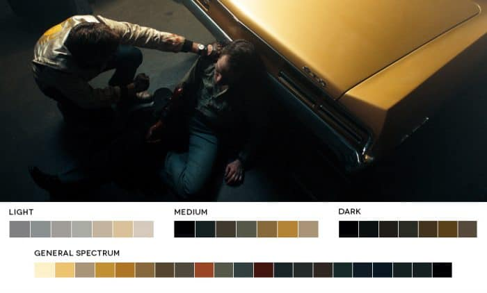 Color Theory – Complementary – Drive