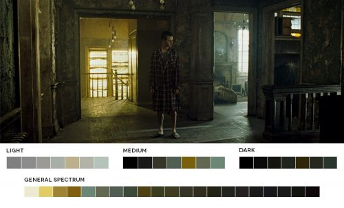 Color Theory – Complementary – Fight Club