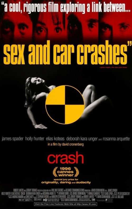Crash Key Art Movie Poster
