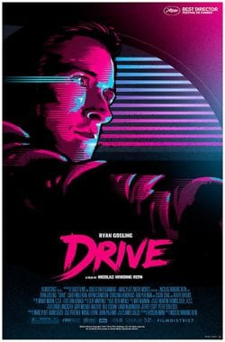 Drive – Key Art
