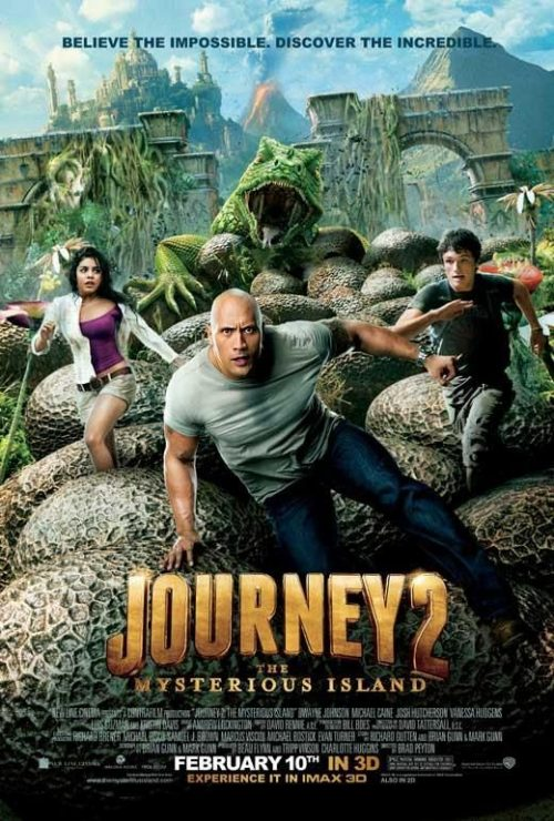 Dwayne Johnson Jouney 2