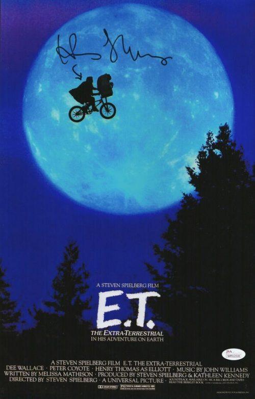 E.T. Key Art Movie Poster