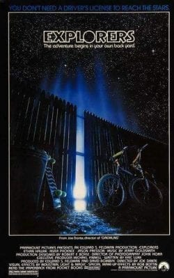 Explorers Key Art Movie Poster