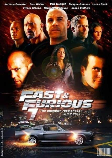 Film Fast And Furious 7