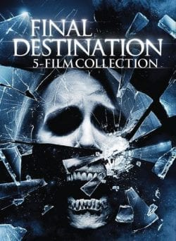 Final Destination Complete Collection Key Art Movie Poster