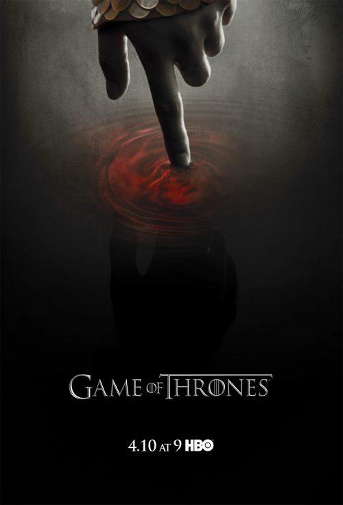 Game Of Thrones Key Art Blood