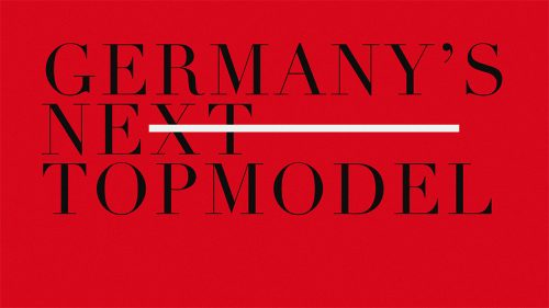 Germany's Next Top Model – Sebastian Onufszak – Network Branding