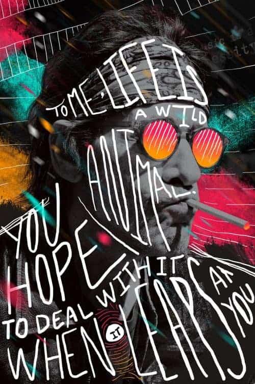 Graphic Design – Colorful Souls – Diogo Ottoni