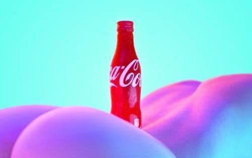 Photographic Trends – Holographic Color – coca cola