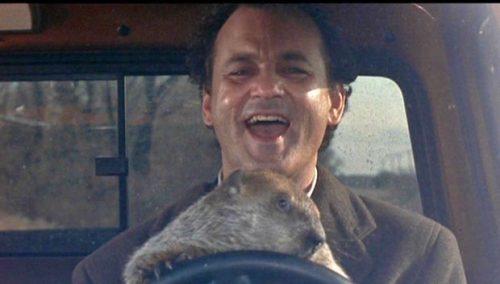 Groundhog Day (1993) dir. Harold Ramis
