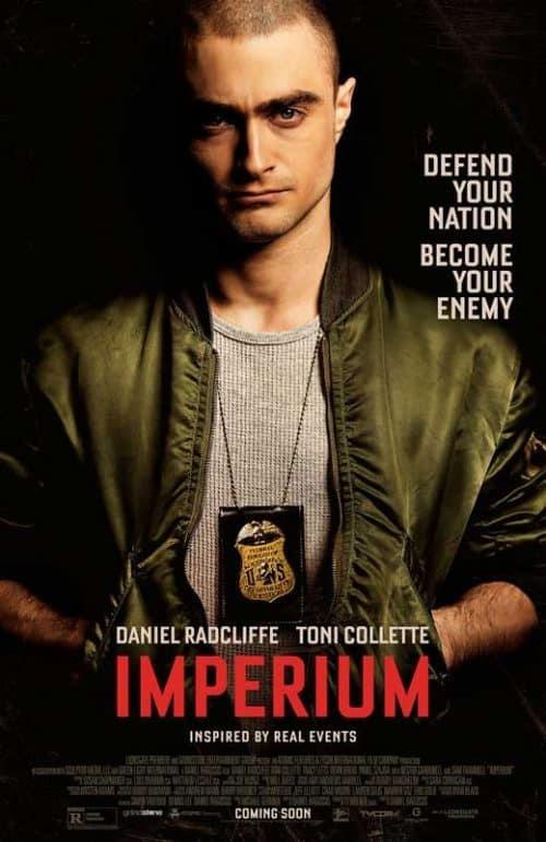 Imperium Key Art Movie Poster